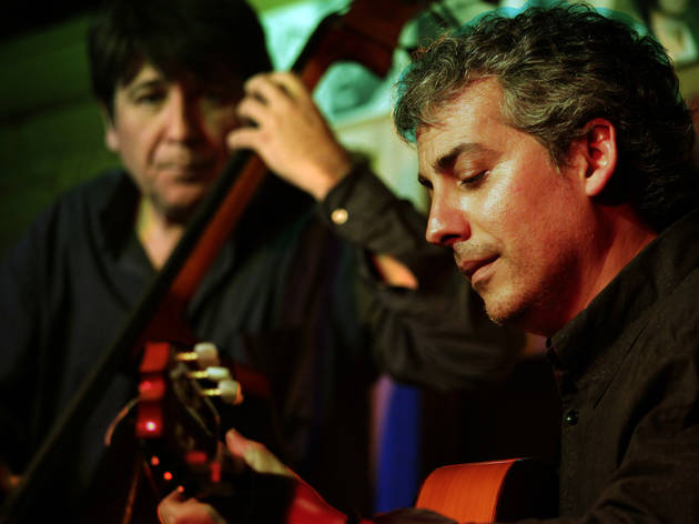 Mas i Mas Festival 2013: Pedro Javier González & Horacio Fumero