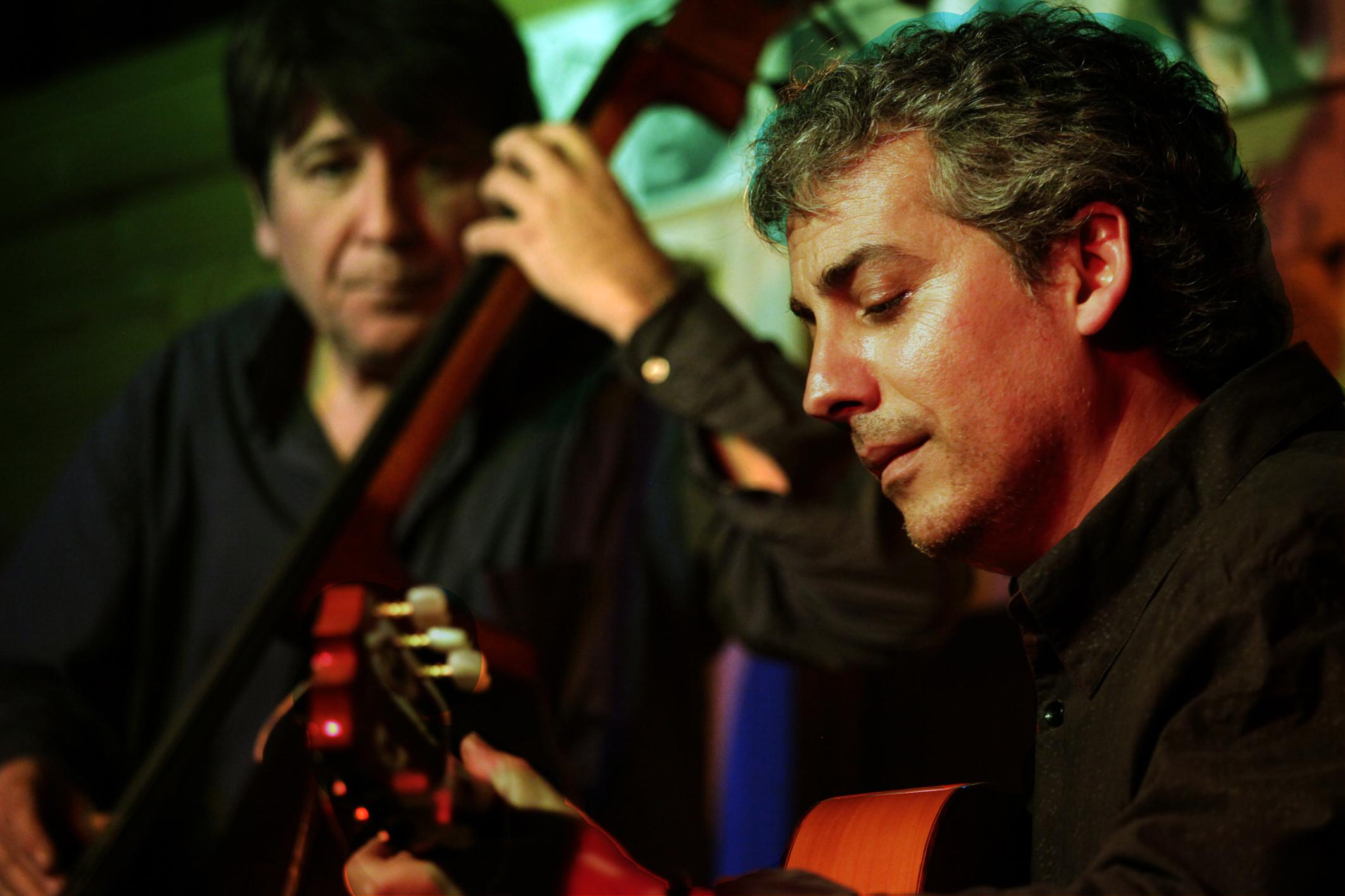 Pedro Javier Gonzalez i Horacio Fumero