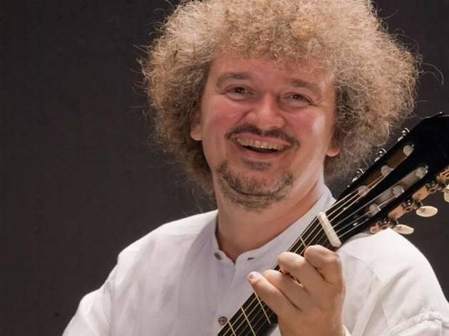 Mestres de la guitarra al Palau: Zoran Dukic