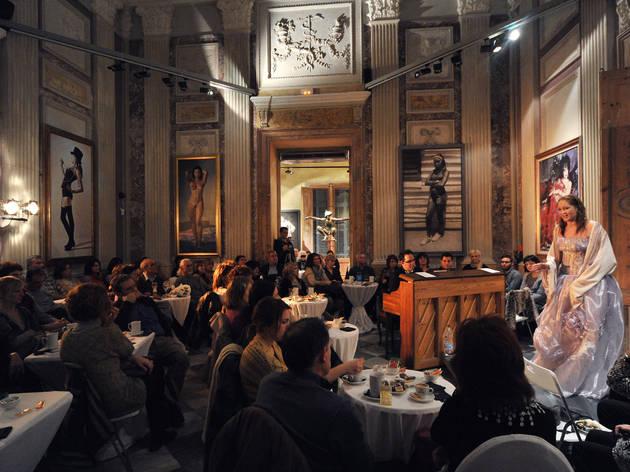 Dissabtes de música clàssica al Palau Gomis: Alba Haro + Sandra Bellver