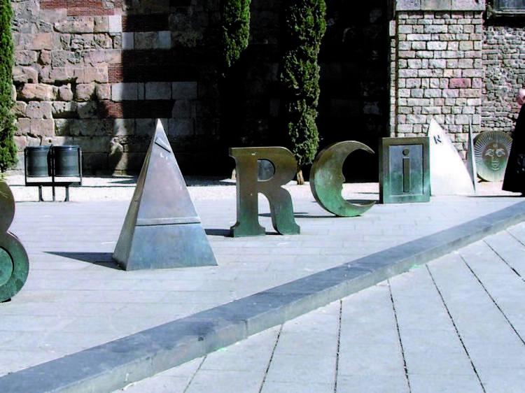 El Gòtic para barceloneses
