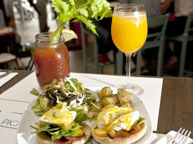 The best places for brunch in Barcelona