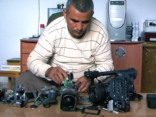5 càmeres trencades