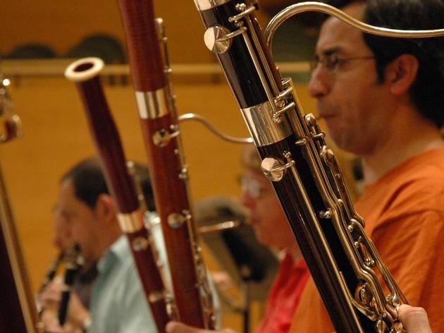 Cámara con músicos de la OBC III