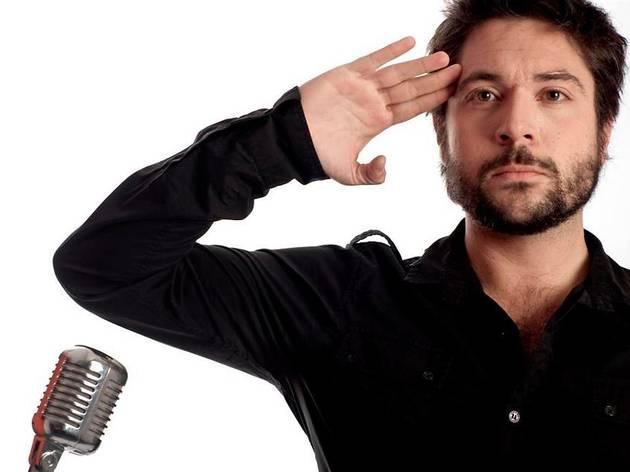 Paramount Comedy: Miguel Iríbar + Gabriel Córdoba + Carlos del Pozo