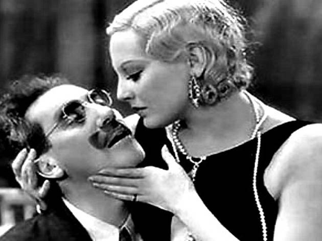 Screwball Comedy Classics for the 2013 New Year: Marx Brothers Double Feature