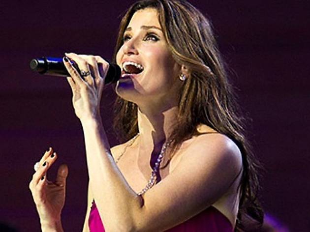 New Year's Eve with Idina Menzel