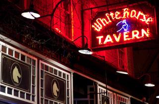 Historic Greenwich Village Taverns at Christmas