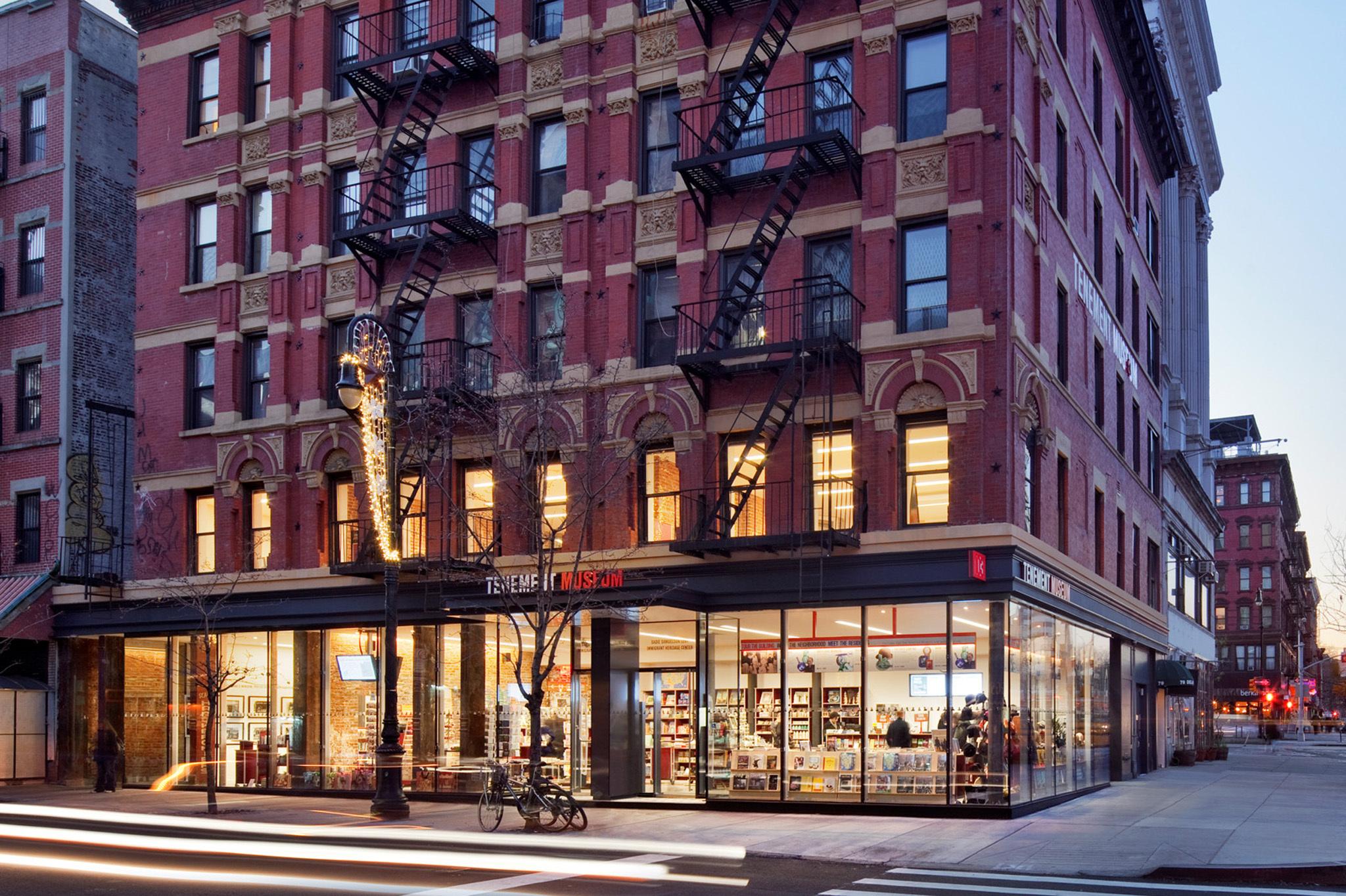Lower East Side Tenement Museum Shop