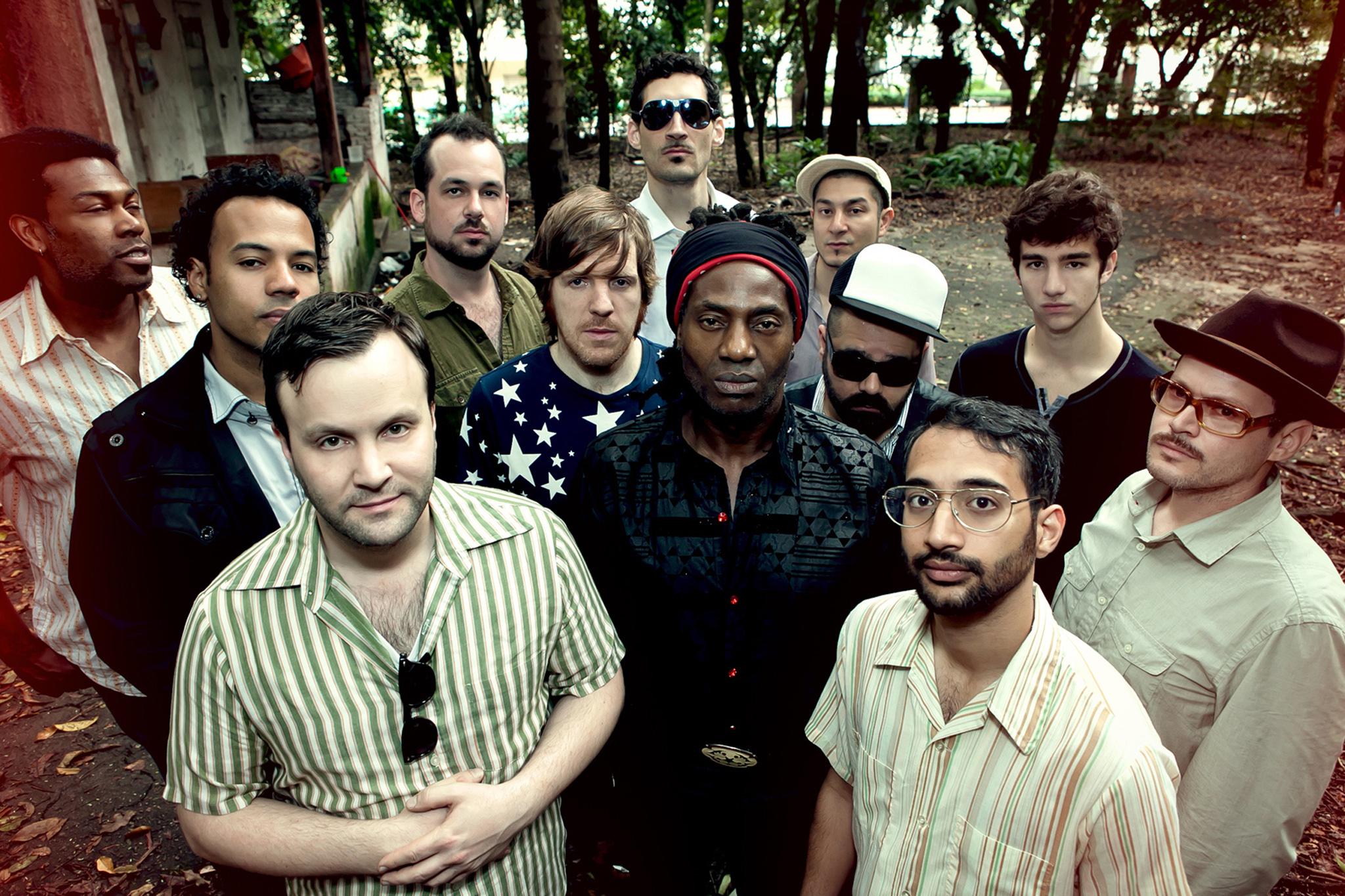 Antibalas + Rocky Dawuni + Analog Africa Soundsystem
