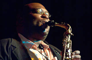 Darius Jones Quartet featuring Andrew Cyrille plus special guest Emilie Lesbros