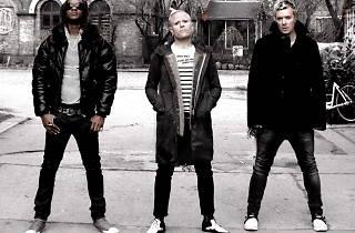 NYE 2013: The Prodigy + Rudimental + Jaguar Skills