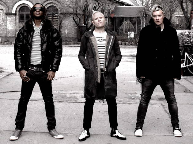 NYE 2013: The Prodigy + Rudimental + Jaguar Skills