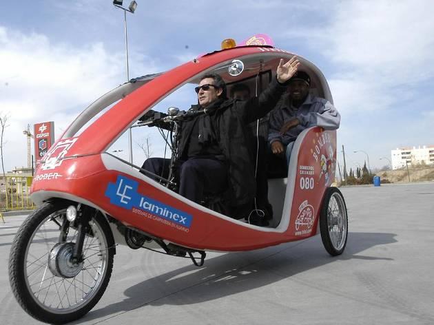 Rickshaw Barcelona