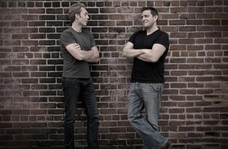 Joshua Fields Millburn and Ryan Nicodemus