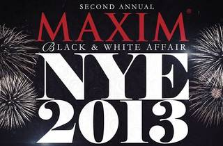Maxim Midnight: A Black and White Affair