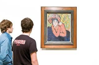La espera (Margot), 1901 (Pablo Ruiz Picasso (1881 – 1973))