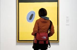 The Lark's Wing..., 1967 (Joan Miró (1893 – 1983))