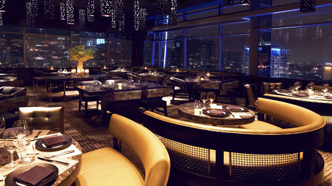 New Year's Eve Dinner at WP24 | in Los Angeles
