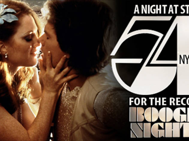 A Night at Studio 54