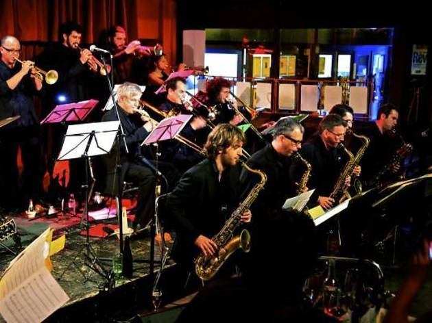 Barbès Big Band : hommage à Al Cohn