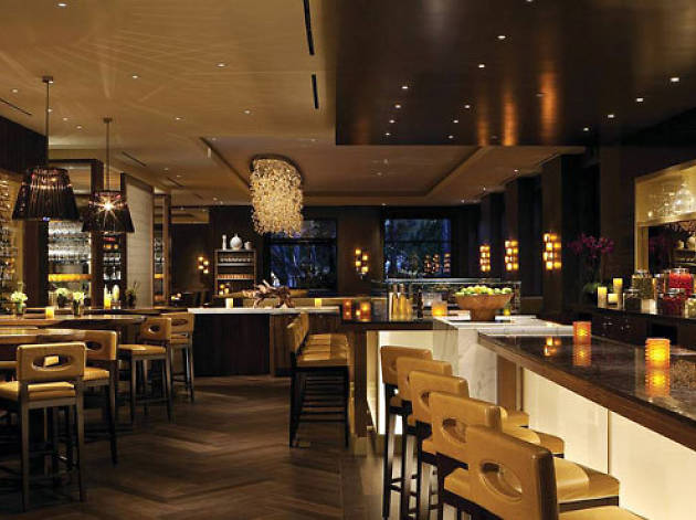 Champagne Dinners at Culina