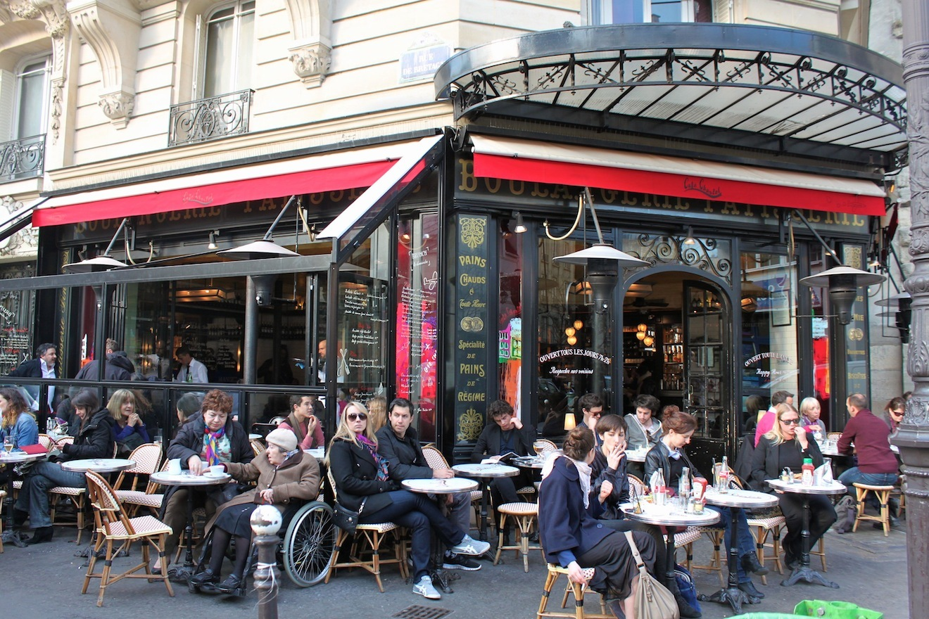 Cafe Charlot Marais Paris Prix