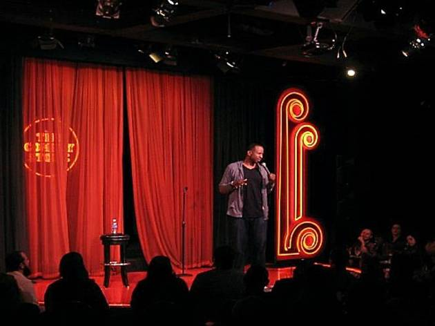 New Year's Eve at The Comedy Store