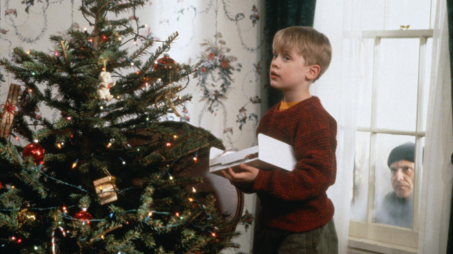 Local Christmas film events