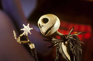 Nightmare Before Christmas screening