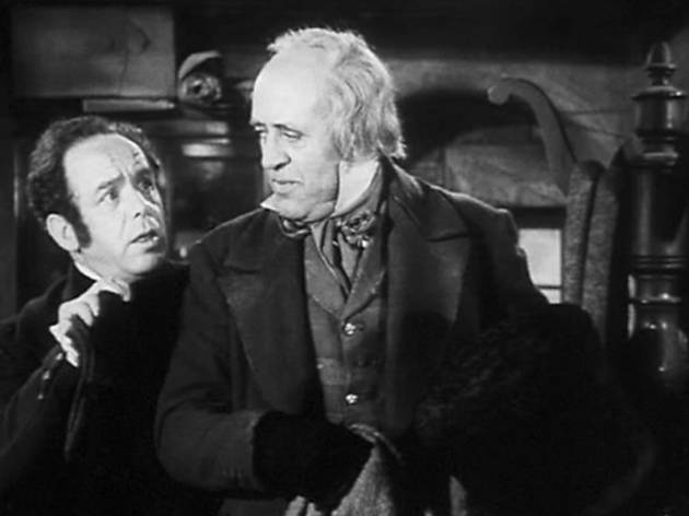 Christmas movies: A Christmas Carol (1951)