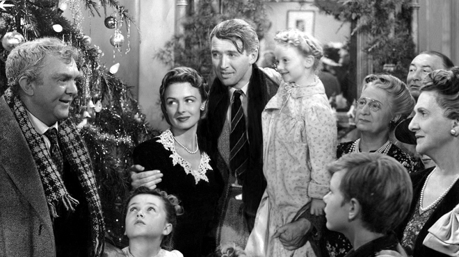 Christmas movies: It's a Wonderful Life (1946)