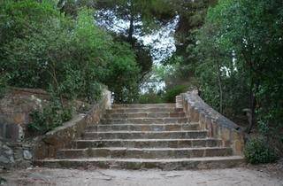 (Castell de l'Oreneta Park)