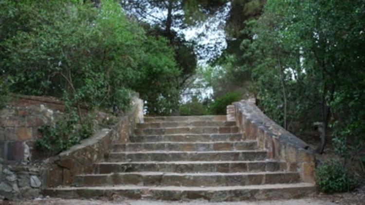 Parc del Castell de l'Oreneta