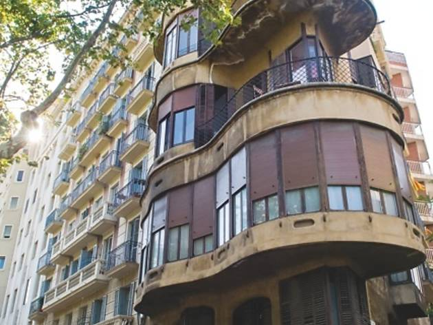 Arquitectura (Casa Planells / 1923-24)