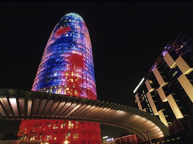 (Agbar Tower / 1990-2005)