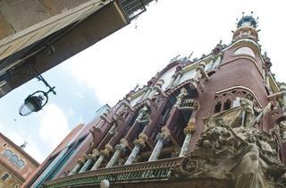 (Palau de la Música / 1905-08)