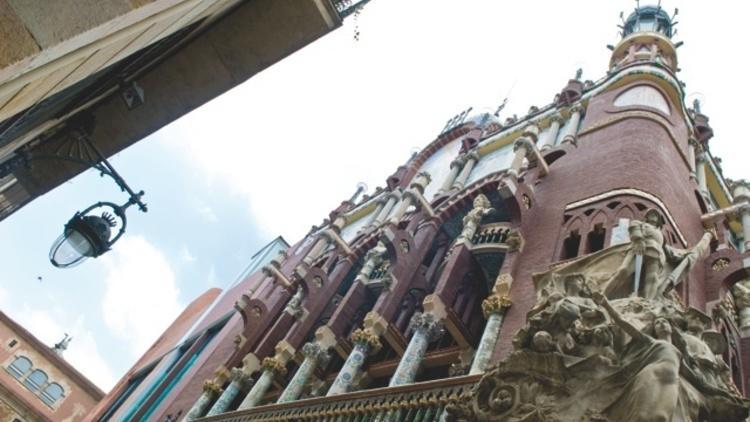 Palau de la Música / 1905-08