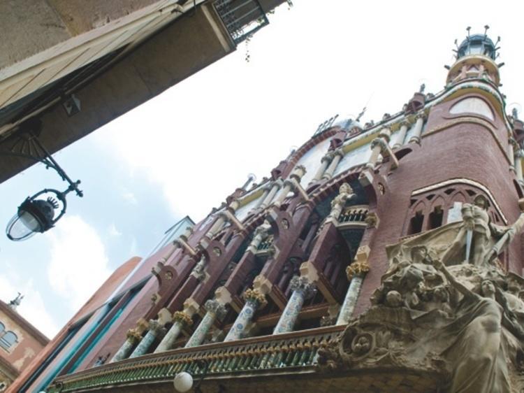 Palau de la Música Catalana (1905-08)