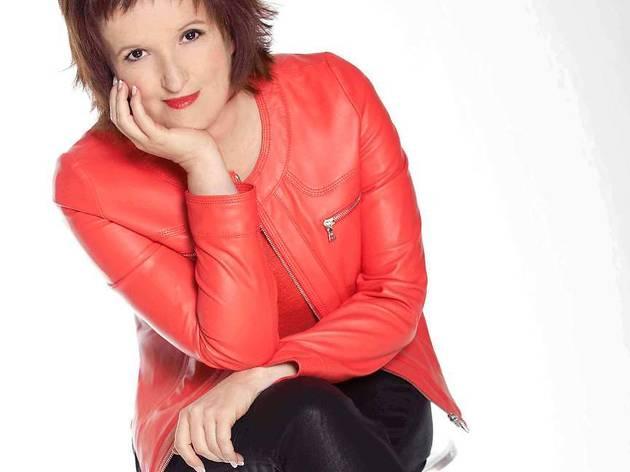 Anne Roumanoff : Anne Rou[ge]manoff