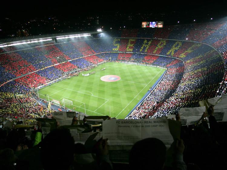 Ver un partido en el Camp Nou