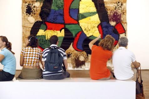 Fundació Joan Miró in Montjuïc