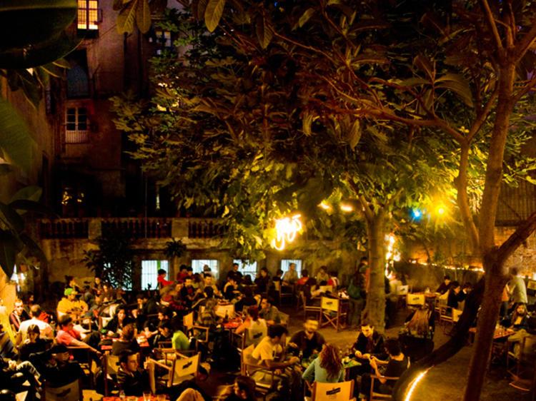 El Bar de l'Antic Teatre