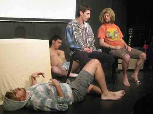 UCB's The Not Inappropriate Show