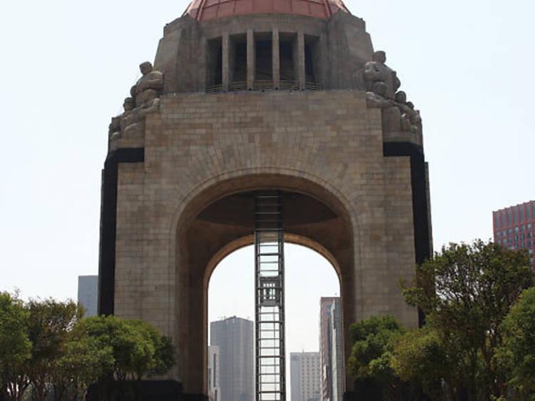 Monumento a la Revolución Mexicana