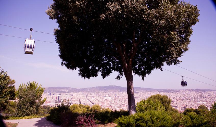 1. Montjuïc olímpico