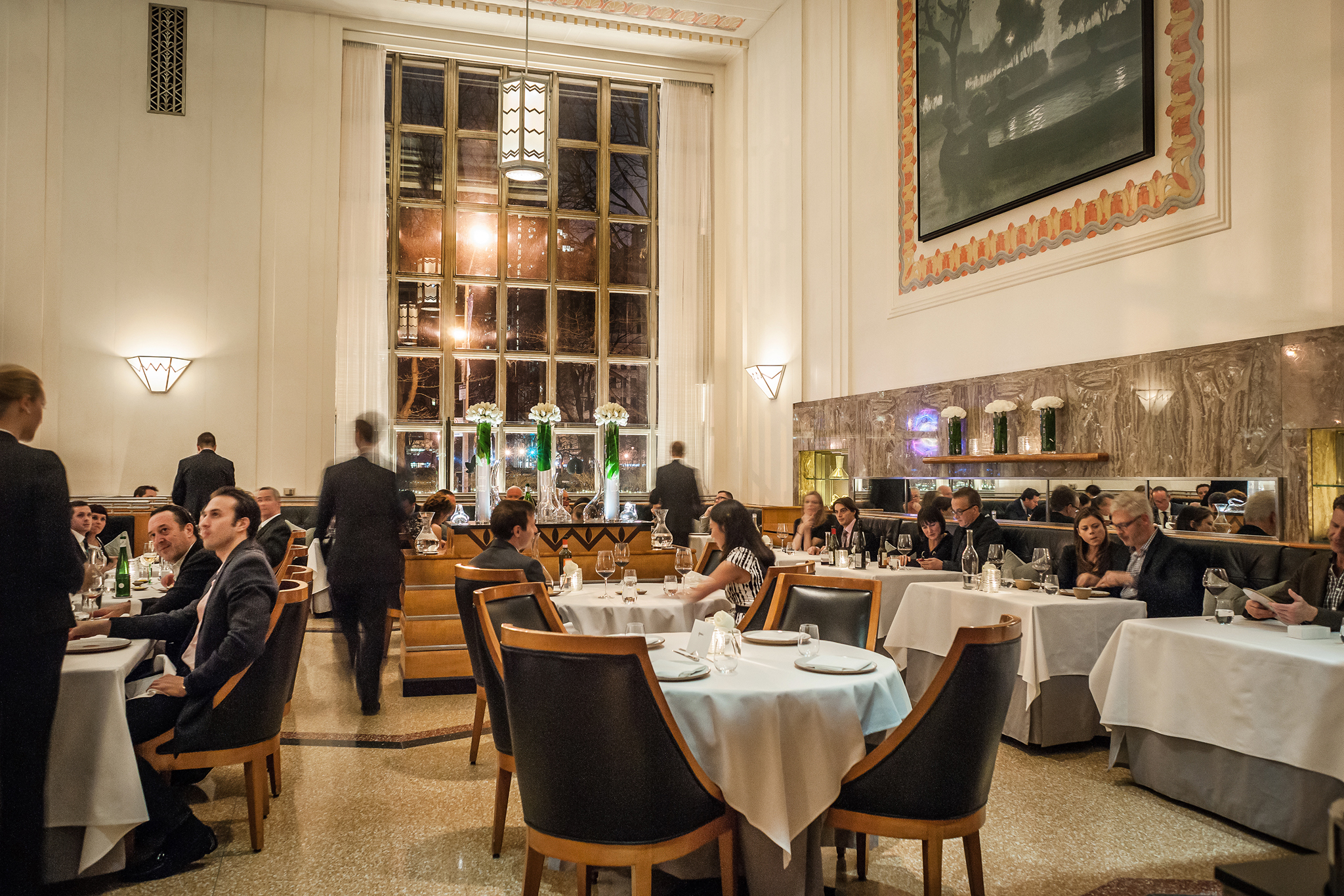 Eleven Madison Park Restaurants In Flatiron New York