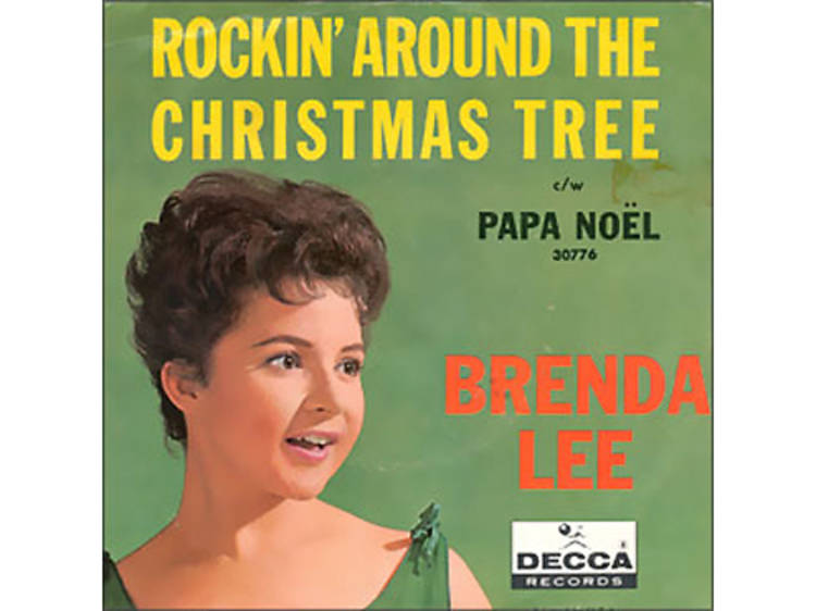 """Rockin' Around the Christmas Tree"" by Brenda Lee"
