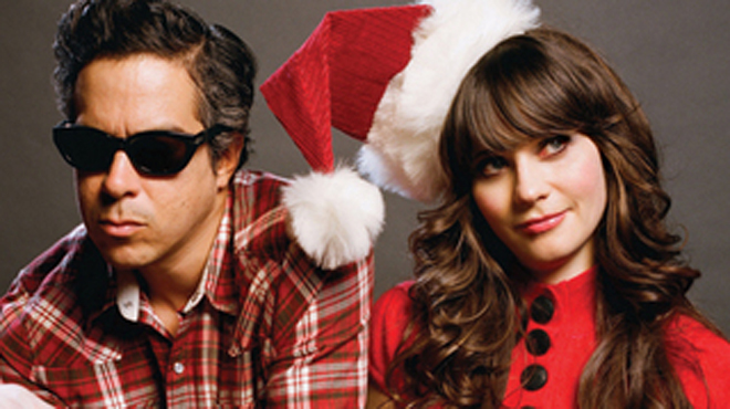 """Have Yourself a Merry Little Christmas"" by She and Him"