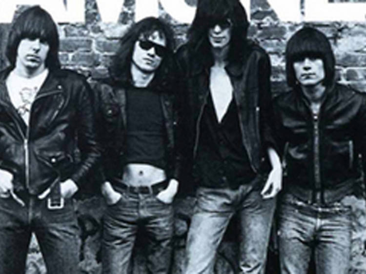 """""""Merry Christmas (I Don't Want to Fight Tonight)"""" by The Ramones"""